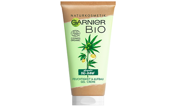 Garnier BIO Bio Hanf Gel-Creme